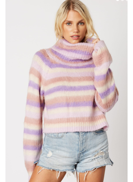 cotton candy weiland sweater