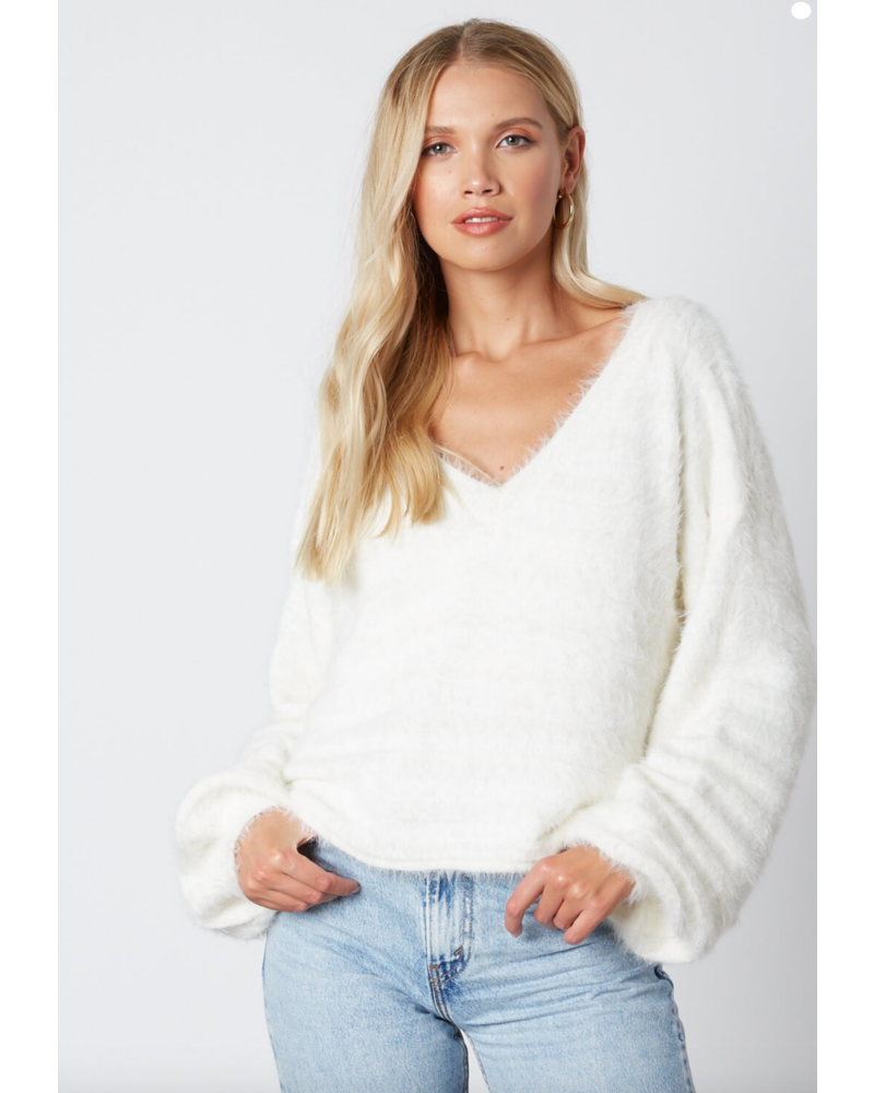 cotton candy cotton candy lawrence sweater