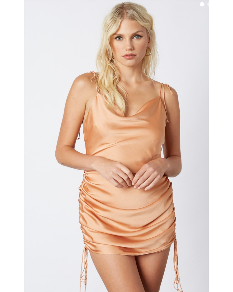 cotton candy cotton candy matty dress