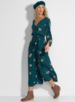 billabong twist back jumpsuit