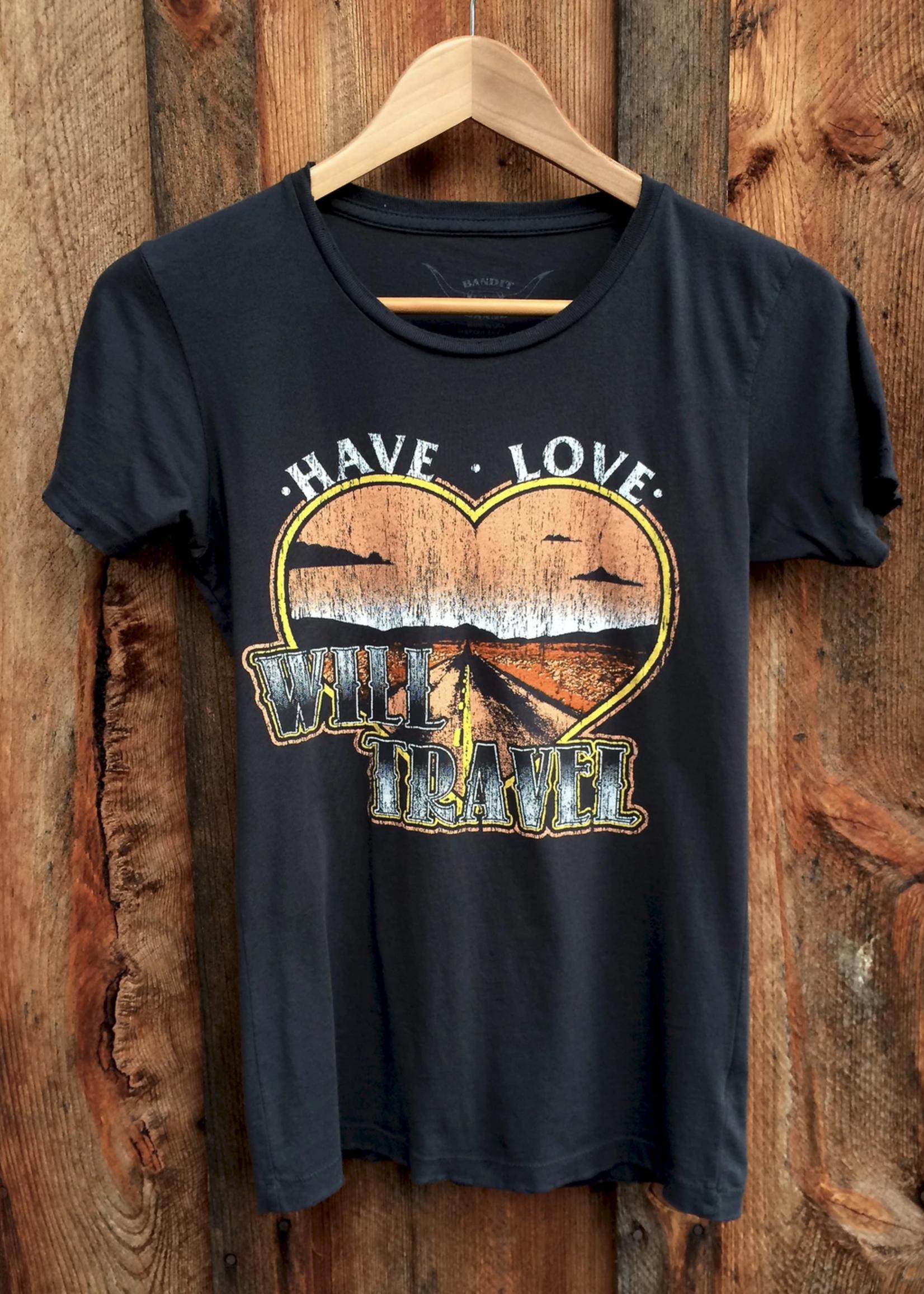 bandit brand bandit brand have love tee