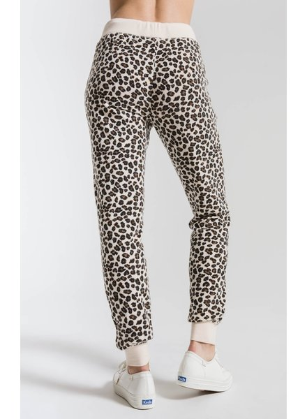 z supply leopard jogger