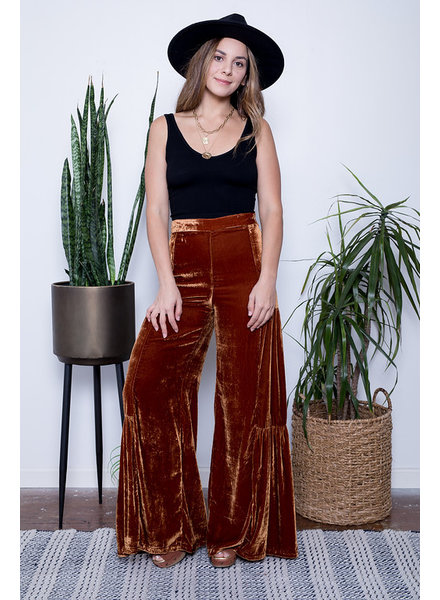 free people say la vie pant