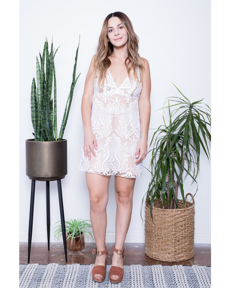 free people free people night shimmers dress
