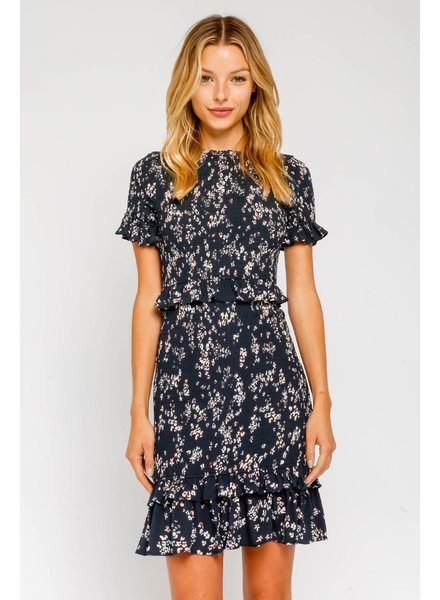 olivaceous teagan dress