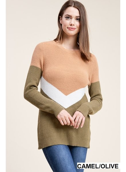 staccato leslie sweater