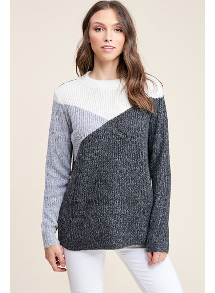 staccato maya sweater