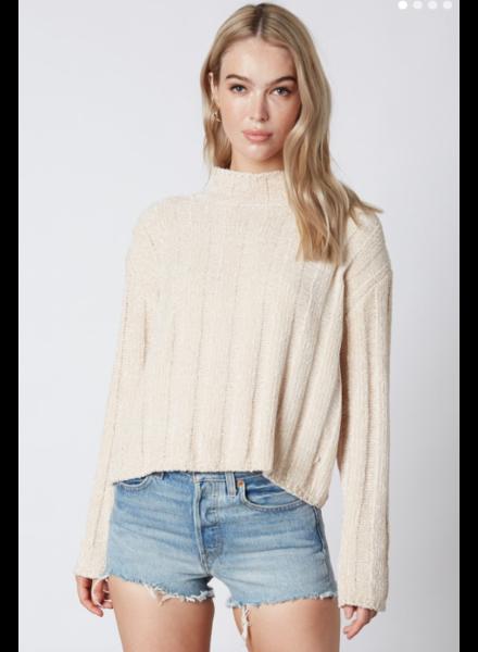 cotton candy cynthia sweater