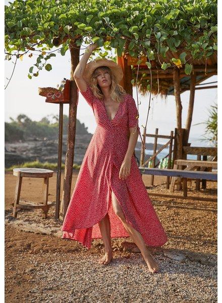 river della maxi dress
