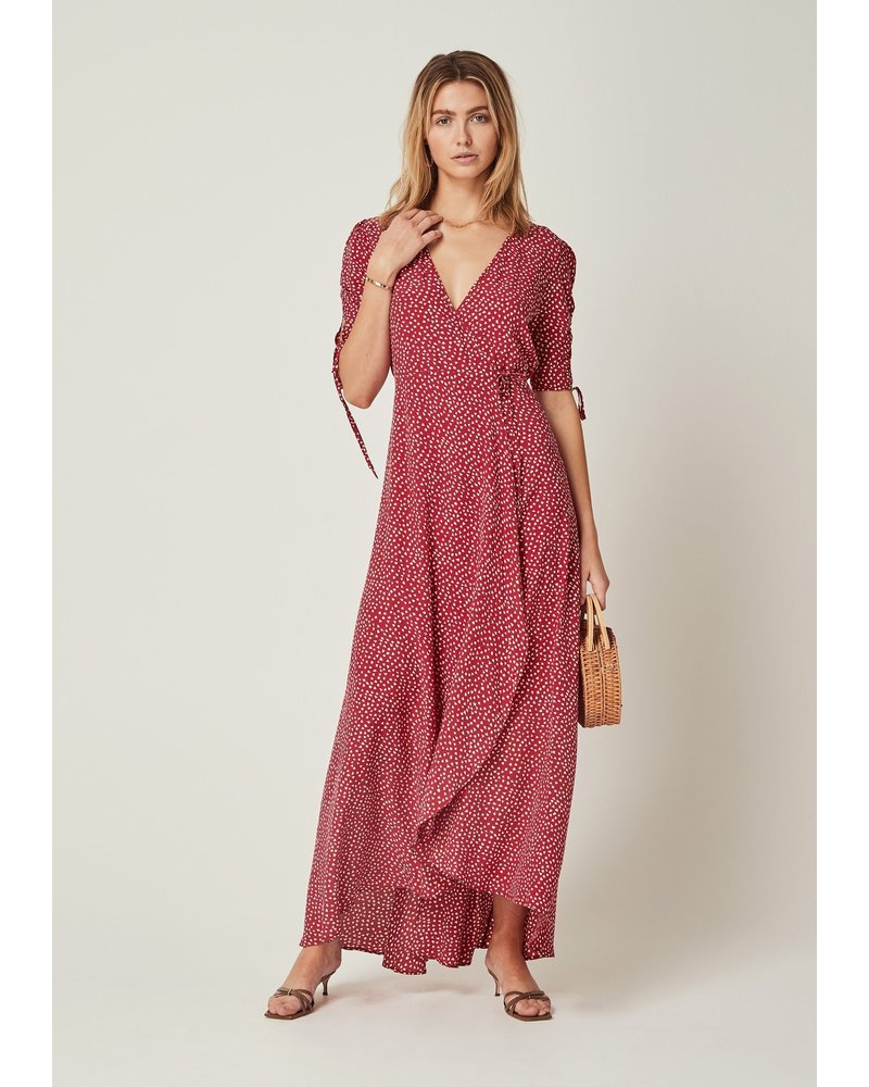 auguste the label auguste river della maxi dress