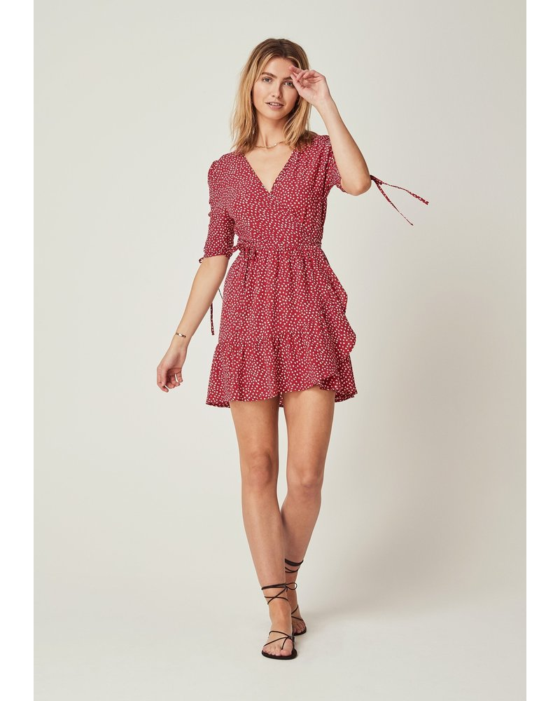 auguste river della mini dress