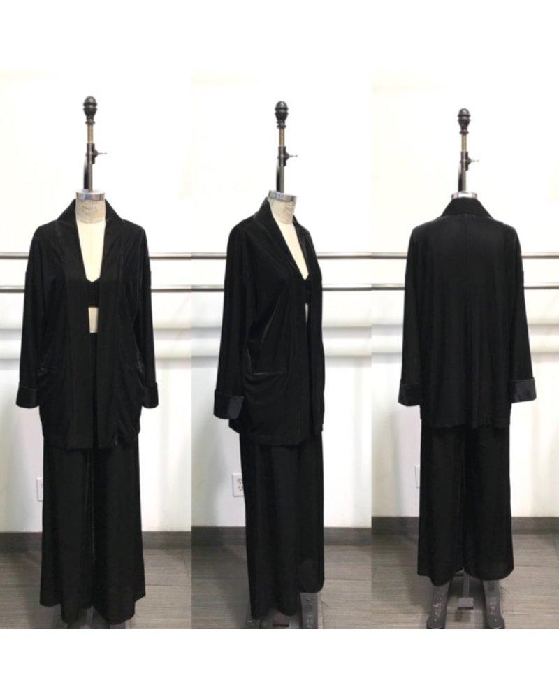 audrey audrey arielle 3 piece pant suit