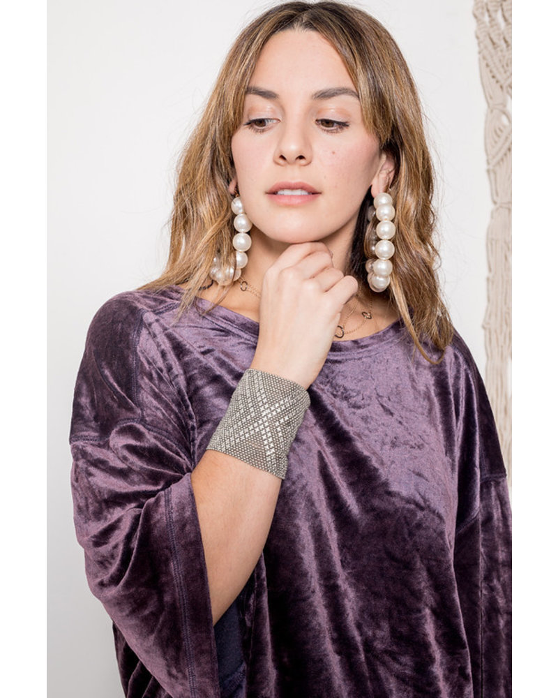 tenzin mesh large bracelet