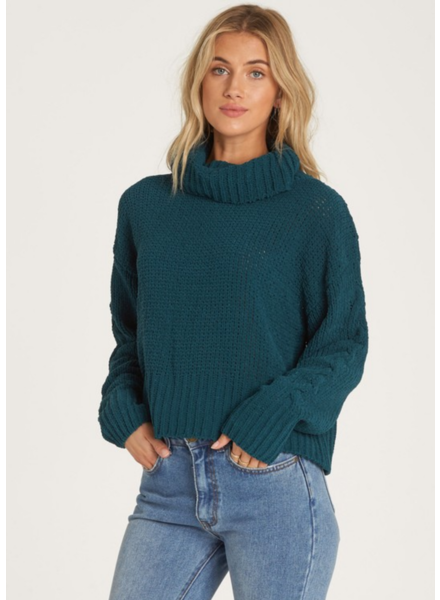 billabong cherry moon sweater