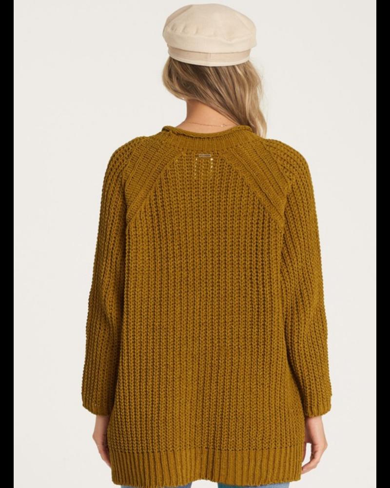billabong billabong warm up sweater