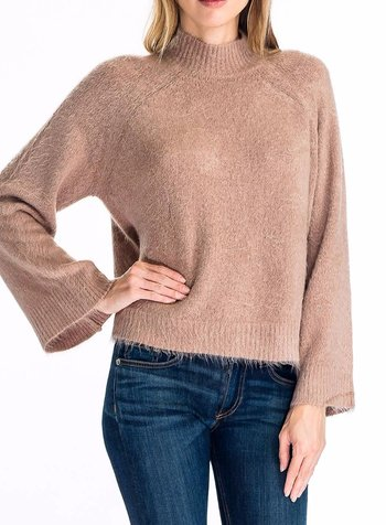 olivaceous johnson sweater
