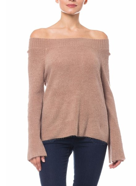 olivaceous acolbie sweater