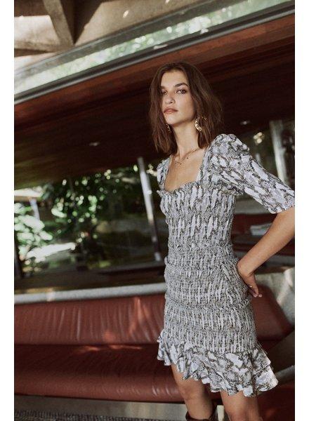 olivaceous quinn dress