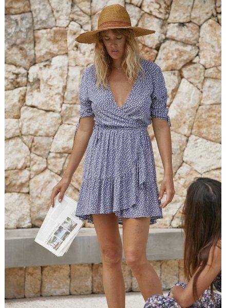 auguste the label river della mini dress