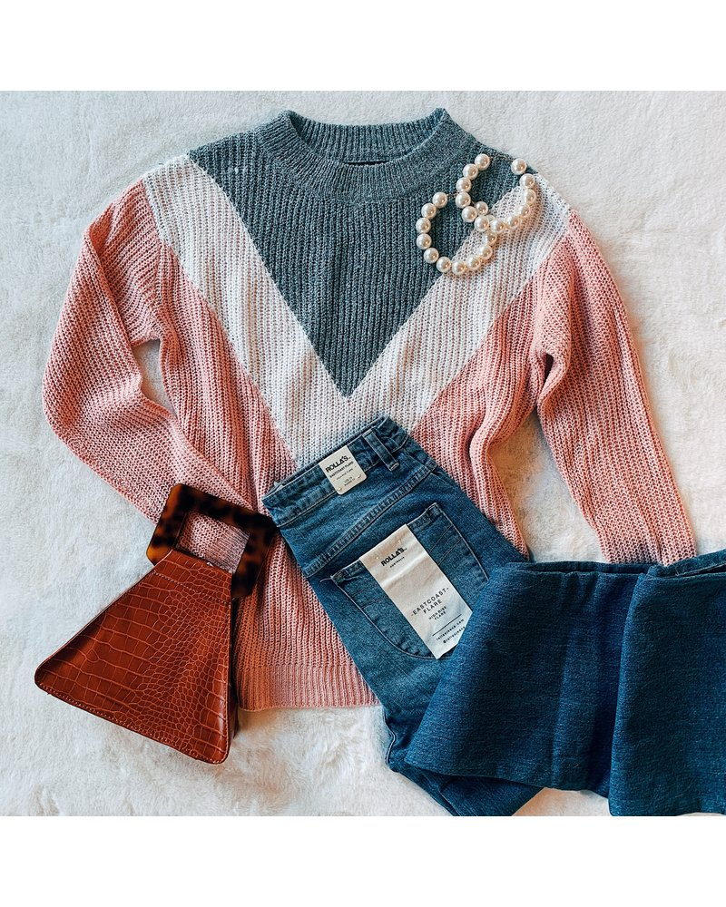 staccato staccato hayley sweater