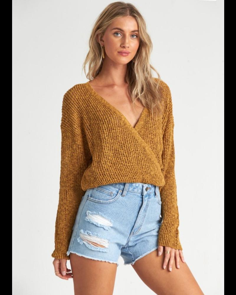 billabong billabong sweet bliss sweater