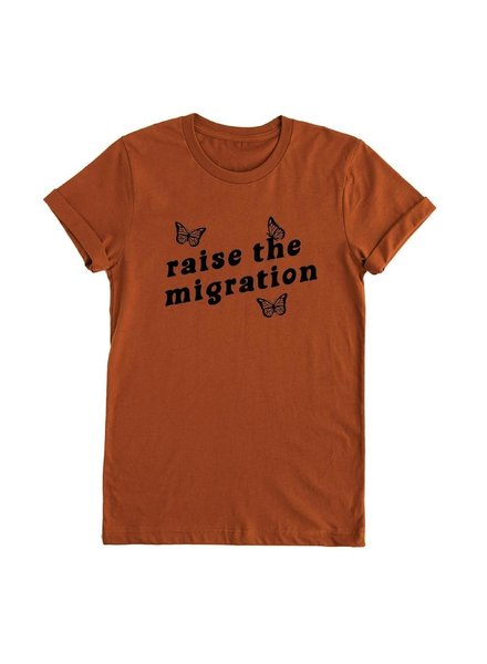 raise the migration tee