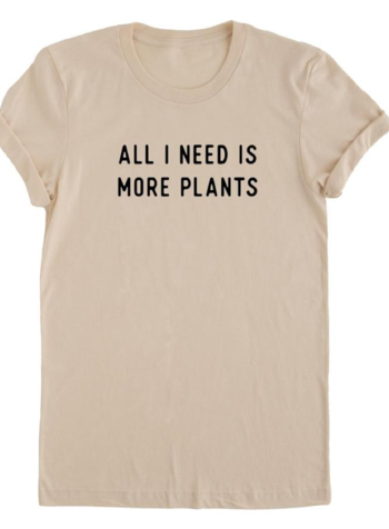Nature Supply Co more plants tee