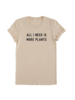 Nature Supply Co nature supply more plants tee