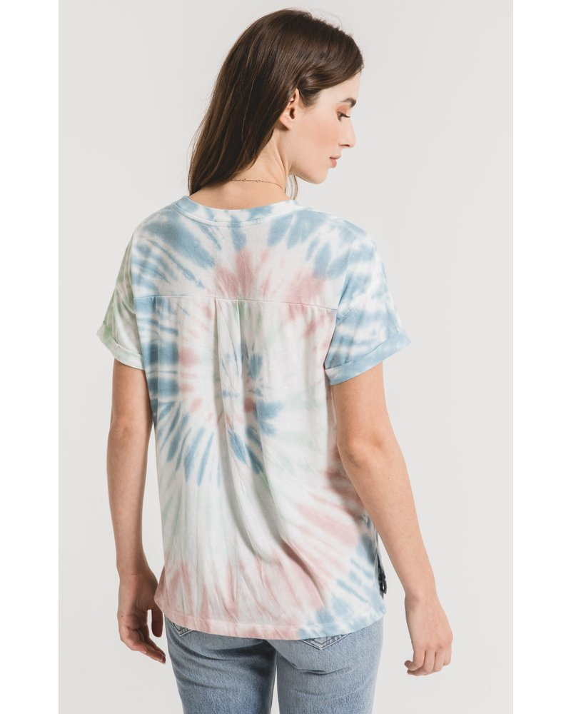 z supply z supply tie dye tee