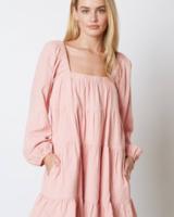 cotton candy sylvie dress