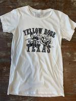 bandit brand yellow rose of texas tee