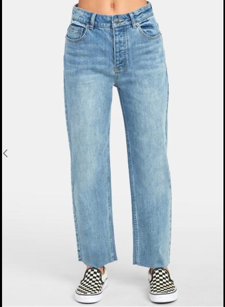 rvca holli high rise jeans