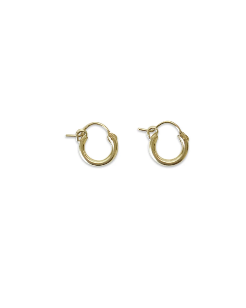 erin fader erin fader 12mm hoop earrings gold
