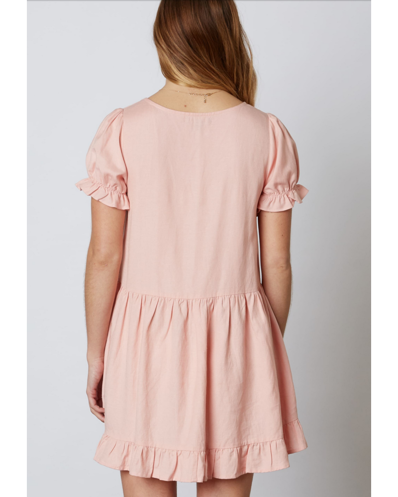 cotton candy cotton candy sienna dress