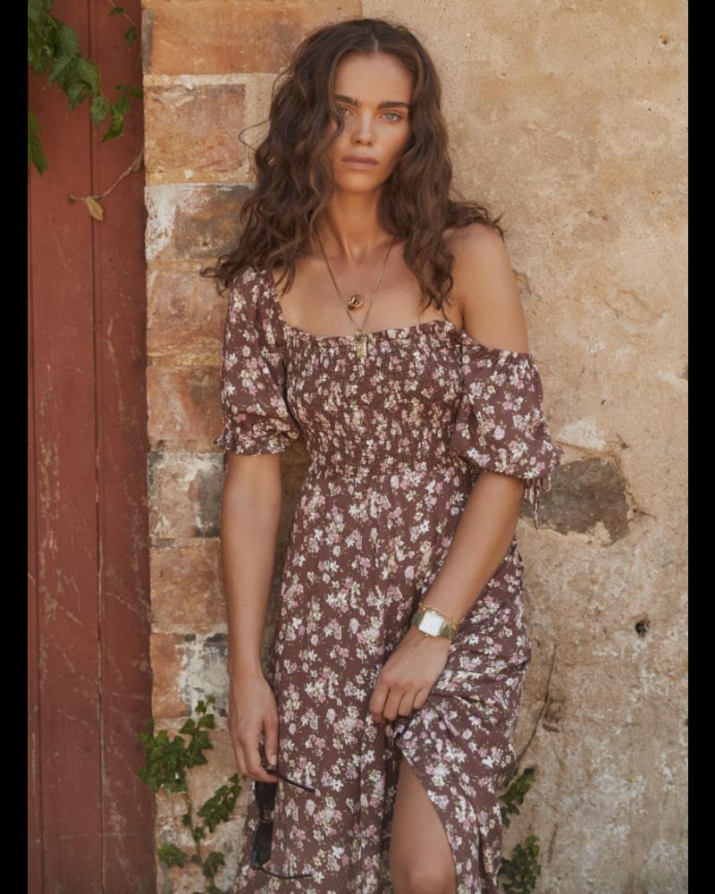 auguste the label auguste matilda nina midi dress