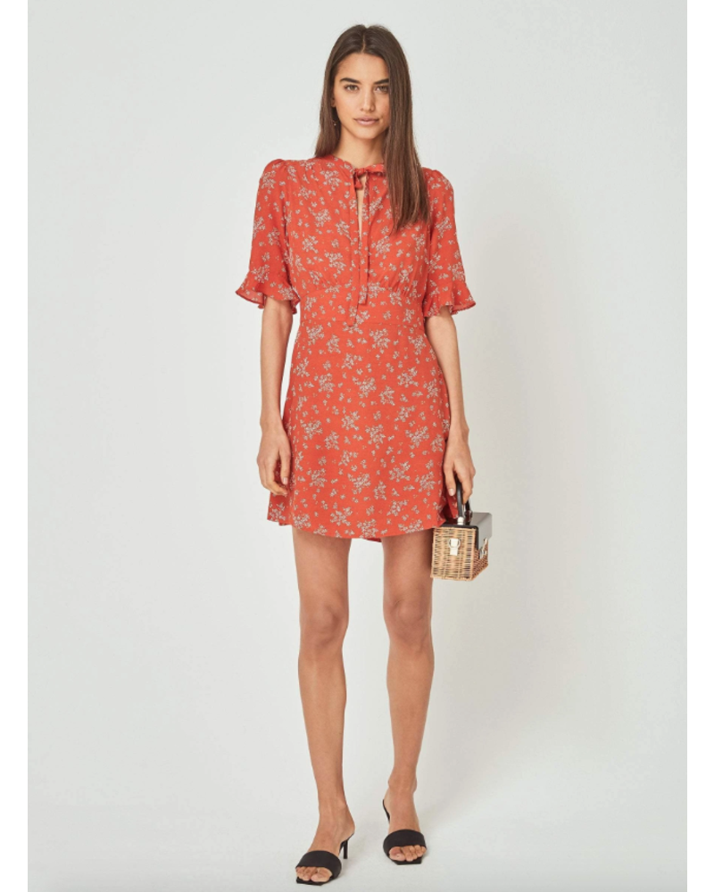 auguste the label auguste maeve mimi mini dress
