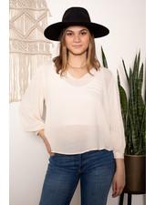 lush mara blouse