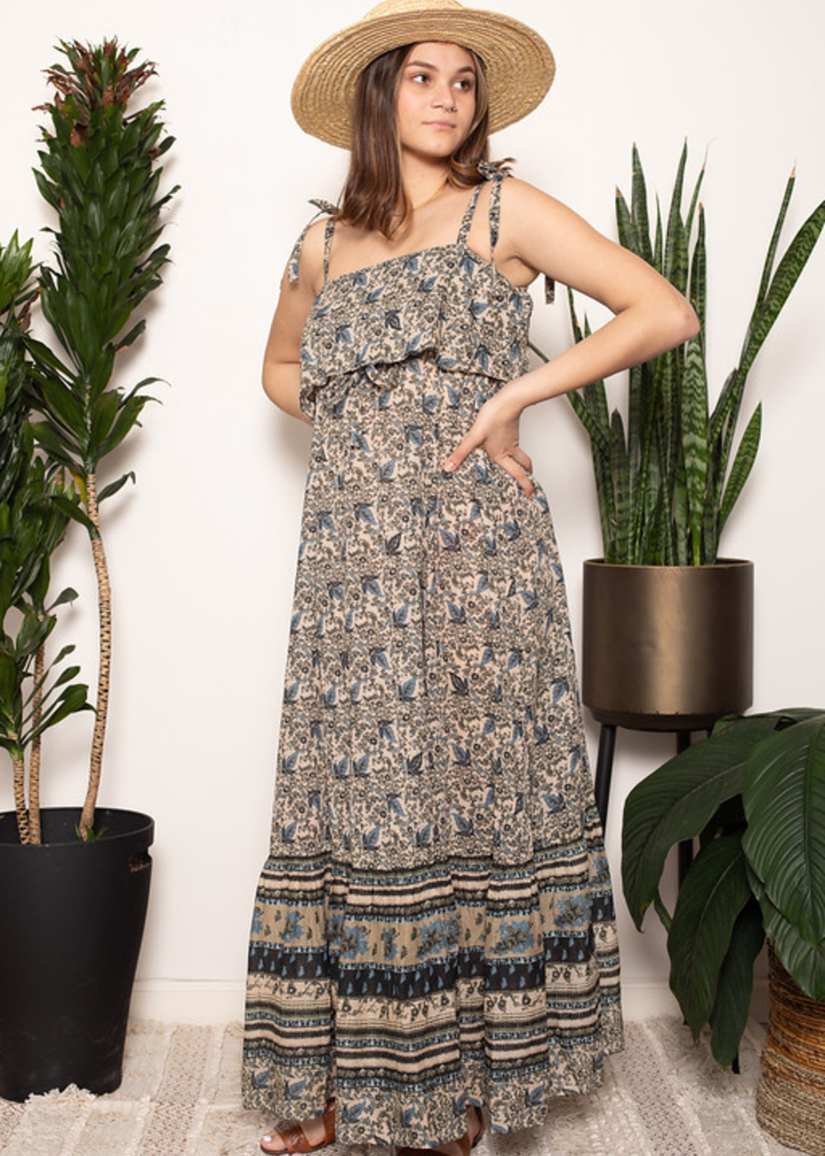 free people free people tangier babydoll dress
