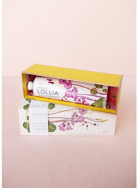 lollia this moment handcream