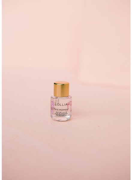 lollia this moment little luxe perfume