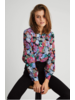 rollas rollas tapestry blouse