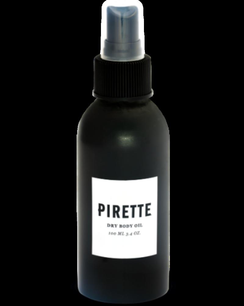 pirette pirette dry body oil