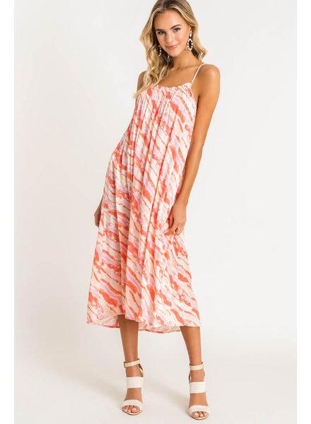 lush hazel dress