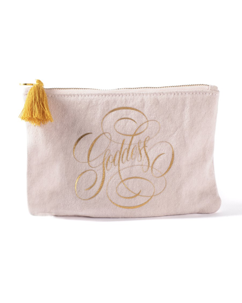 fringe studio goddess pouch