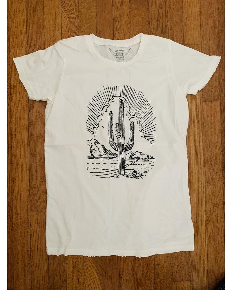 bandit brand cactus tee