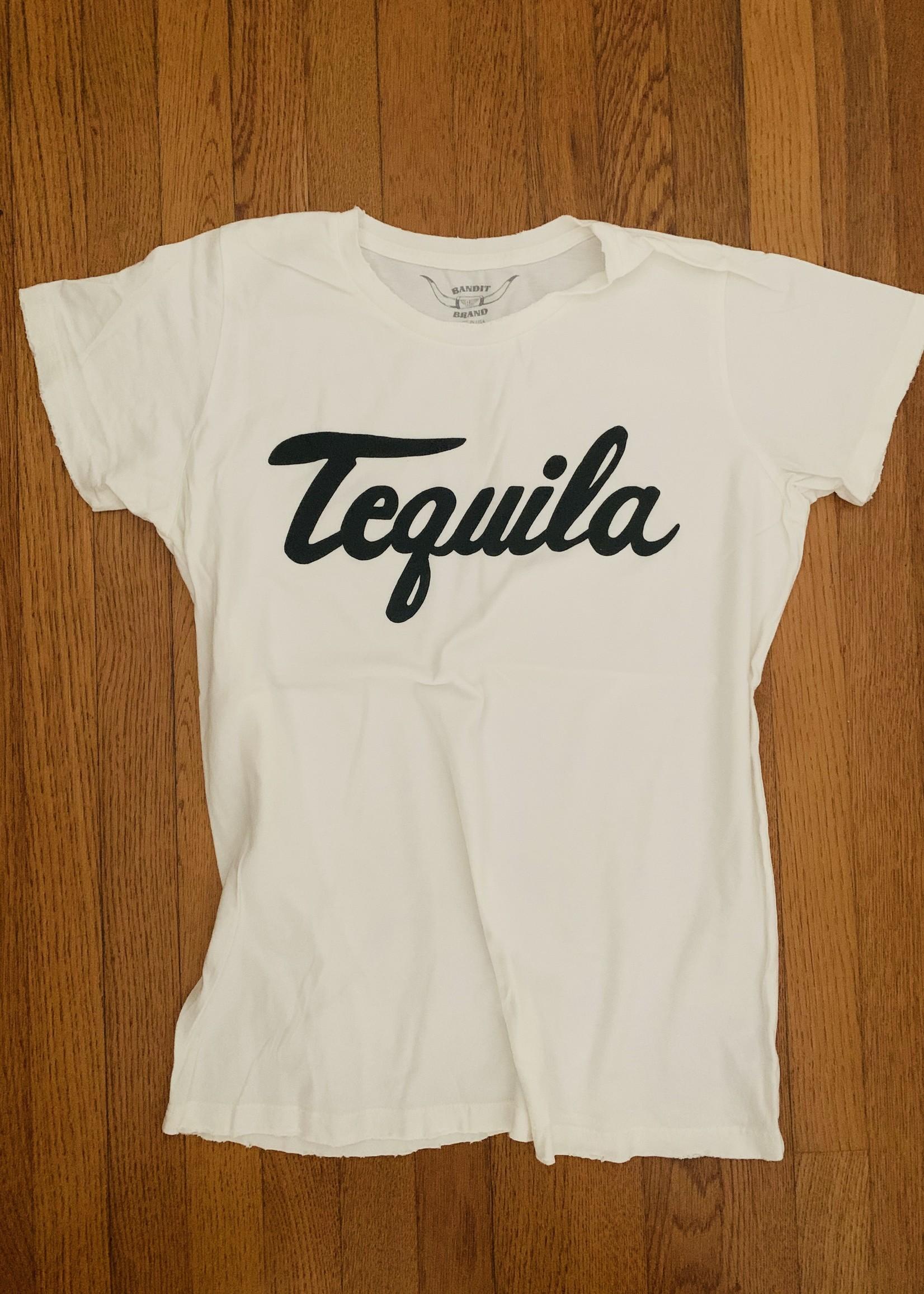 bandit brand bandit brand tequila tee