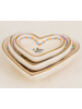 natural life natural life stackable dish love you