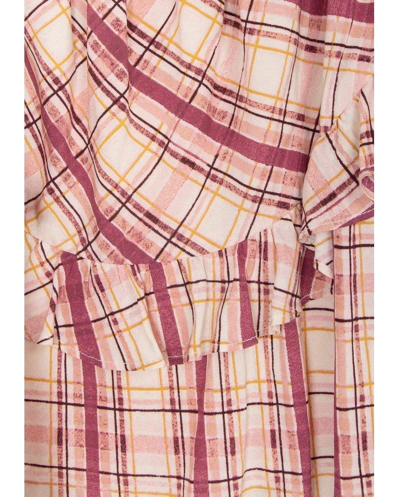 auguste the label sloane lise maxi dress