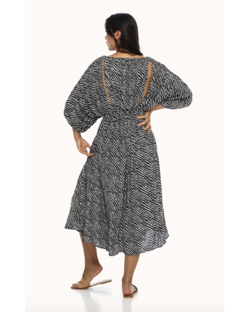 indah indah amerta dress