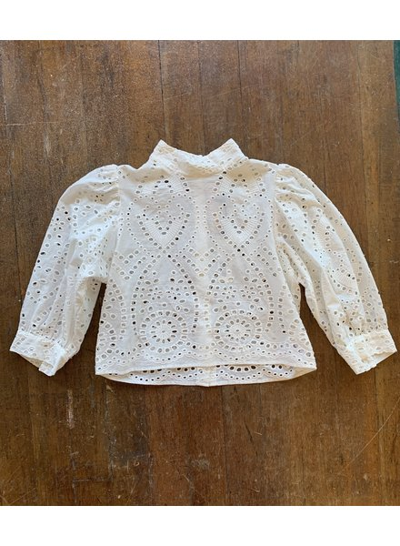 rollas rollas stephanie lace blouse
